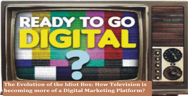 Television Role in Digital Marketing