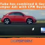 YouTube has combined 6-Second Bumper Ads with CPM Buying.