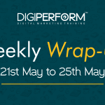 Your Weekly Wrap – Top Posts You Might Have Missed this week