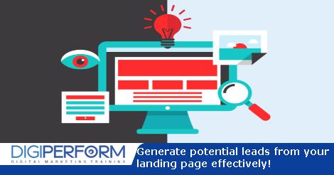 Landing Page Isn't Generating Leads