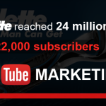 How Gillete Used Youtube Marketing to reach 24 million users with 22,000 subscribers