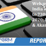 Web users in India will double to 730m by 2020: Nasscom & Akamai