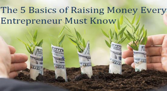 Raising Money Every Entrepreneur