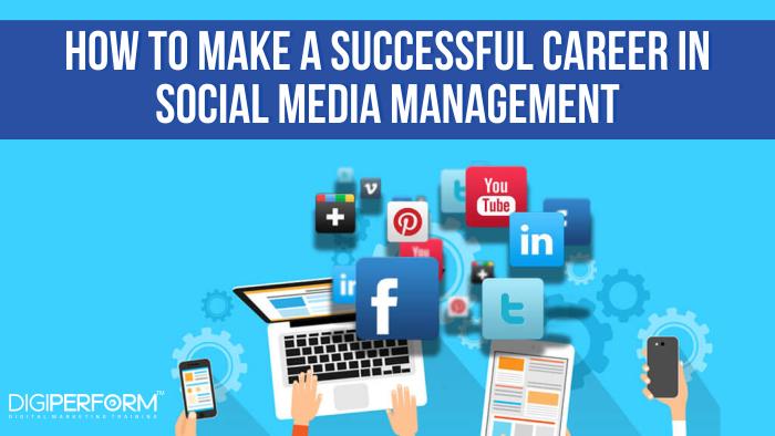Career in Social Media Management
