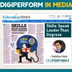 """Skills speak louder than Degrees"" – Vaibhav Vats"