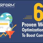 6 Proven Website Optimization Tactics To Boost Conversions
