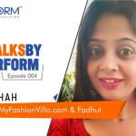 Hetal Shah, Founder of MyFashionVilla.com | DigitalTalks by Digiperform