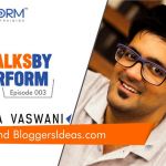 Jitendra Vaswani Interview | Man behind BloggersIdeas.com | DigiTalksbyDigiperform