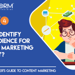 Chapter 4- How to identify your audience for content marketing strategy?