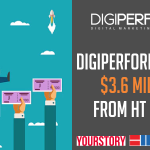 Digiperform Raises $3.6 Million From HT Media