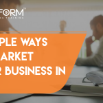 8 Simple Ways to Market Your Business In 2019