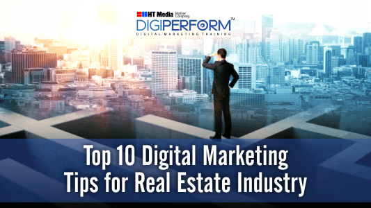 Digital Marketing Tips for Real Estate Industry