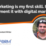 Marketing is my first skill. I just complement it with Digital Marketing.