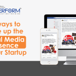 10 ways to spice up Social Media Presence of Your Startup.