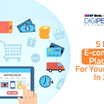 5 Best eCommerce Platforms For Your Startups In 2019