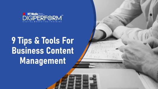 Business Content Management