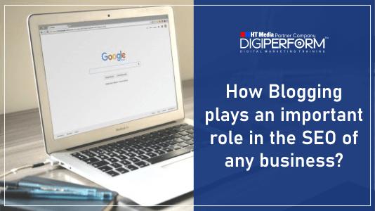 Blogging in SEO