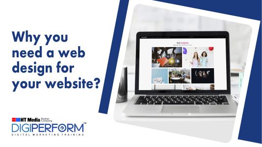 web design for website