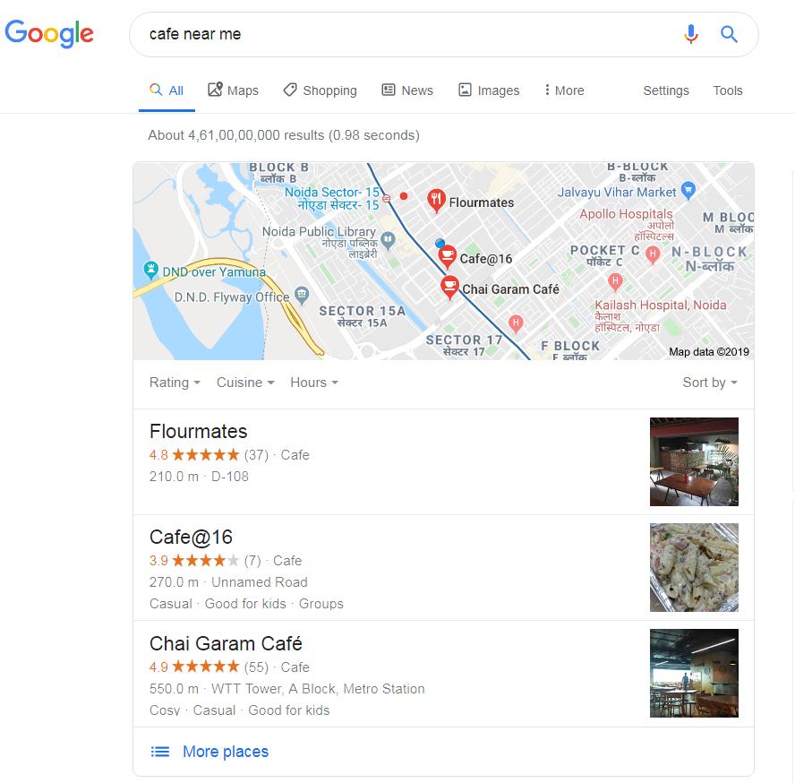 Google my business-seo tool