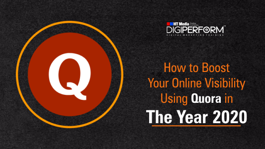 Boost Your Online Visibility using Quora