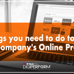 4 Things You Need To Grow Your Company's Online Presence