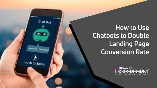 How to use chatbots to double landing page conversion rates