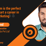 Digiperform is the perfect place to start a career in Digital Marketing. – Sohail Sayed