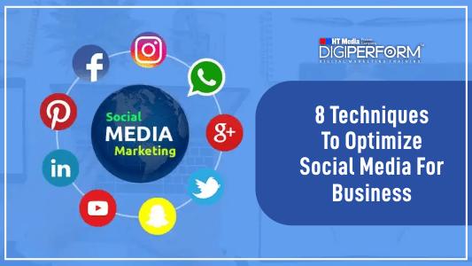 Techniques To Optimize Social Media