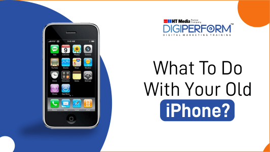 What to do with your old iPhone?