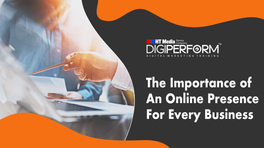 Importance Of An Online Presence