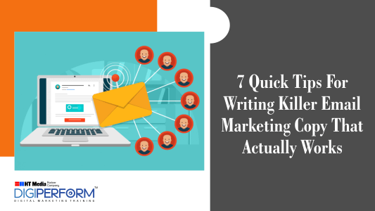 Quick Tips for Writing Killer Email Marketing