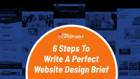Perfect Website Design Brief