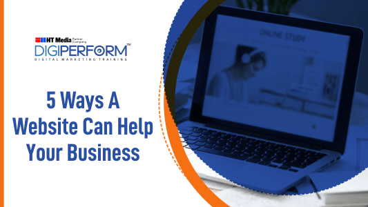 Ways A Website Can Help Your Business