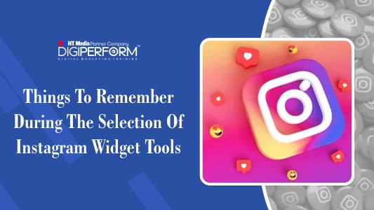 Instagram Widget Tools