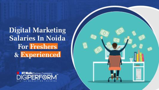 Digital Marketing salary in Noida
